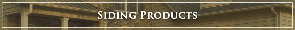 Siding Products