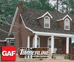 GAF Timberline Lifetime Shingles